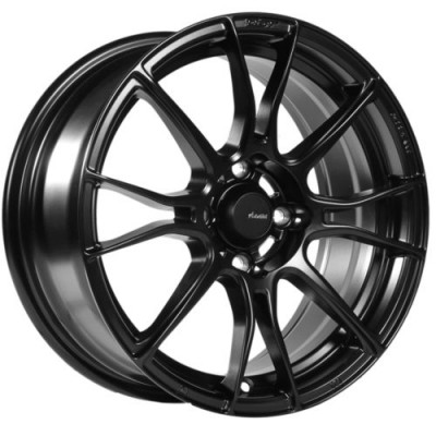 Advanti Storm S2 Matte Black wheel (15X8.0, 4x100, 73.1, 25 offset)