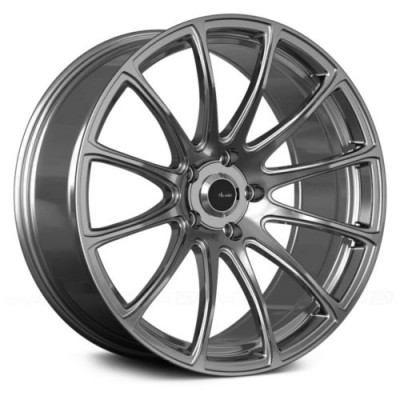 Advanti Svelto Titanium wheel (19X8.5, 5x114.3, 73.1, 30 offset)