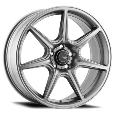 Advanti Viento Silver wheel (18X8.5, 5x108, 73.1, 43 offset)