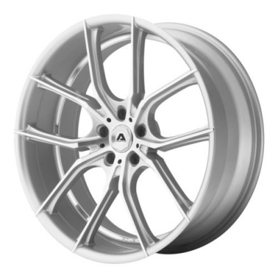 Adventus AVX-6 Machine Silver wheel (22X9, 5x120, 74.1, 15 offset)
