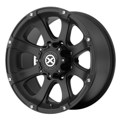ATX Ledge AX188 Black wheel (18X9, 5x139.7, 130.1, 0 offset)