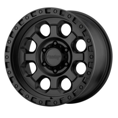American Racing AR201 Black wheel (18X9, 6x139.7, 100.5, 35 offset)