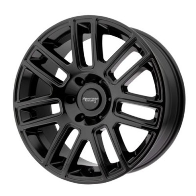 American Racing AR915 Gloss Black wheel (17X8.5, 6x139.7, 106.25, 15 offset)