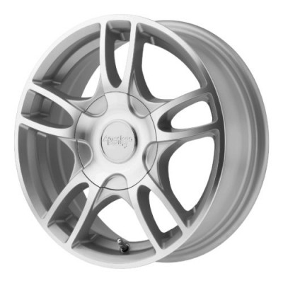 American Racing AR919 ESTRELLA 2 Machine Silver wheel (15X7, 5x108/114.3, 72.60, 35 offset)
