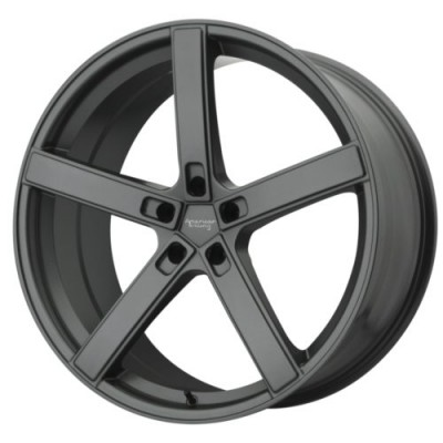 American Racing AR920 BLOCKHEAD Charcoal wheel (19X9, 5x114.3, 72.6, 35 offset)