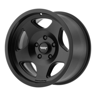 American Racing AR923 MOD 12 Satin Black wheel (15X8, 5x139.7, 108.00, -19 offset)