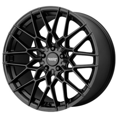 American Racing AR927 BARRAGE Satin Black wheel (20X9, 5x114.3, 72.60, 35 offset)
