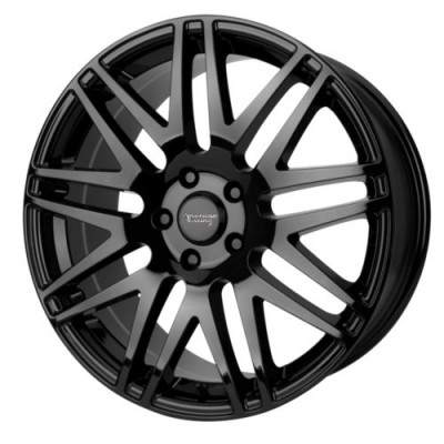 American Racing AR928 Gloss Black wheel (17X7, 5x100, 72.6, 40 offset)