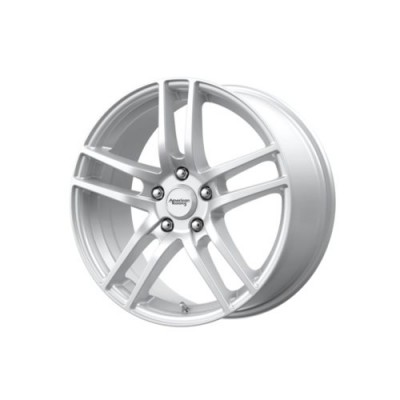 American Racing AR929 Silver wheel (16X7, 5x112, 66.56, 45 offset)