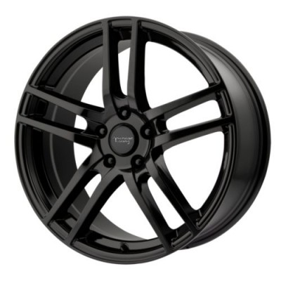 American Racing AR929 Gloss Black wheel (16X7, 5x100, 72.6, 45 offset)