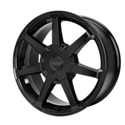 American Racing AR930 Gloss Black wheel (16X7, 5x108/114.3, 72.6, 40 offset)