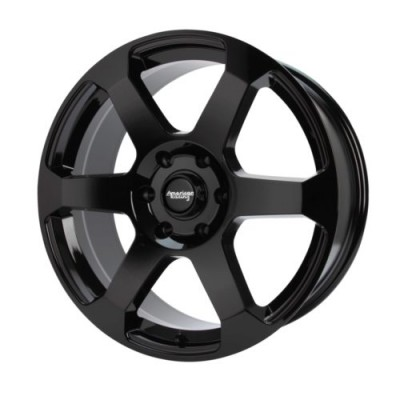 American Racing AR931 Gloss Black wheel (17X8.5, 6x120, 66.9, 15 offset)