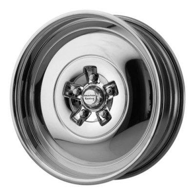 American Racing Forged EL GORDO Chrome wheel (26X12, , 72.6, 0 offset)