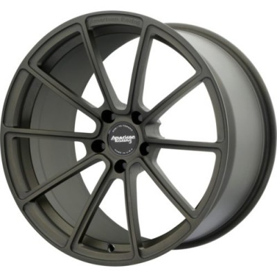 American Racing Forged VF104 Chrome wheel (20X10, , Blank, 0 offset)