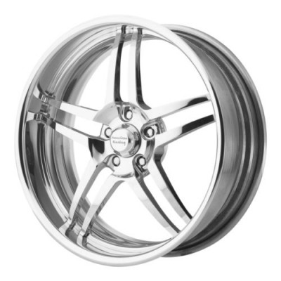 American Racing Forged VF481 Chrome wheel (26X9, , 72.6, 0 offset)