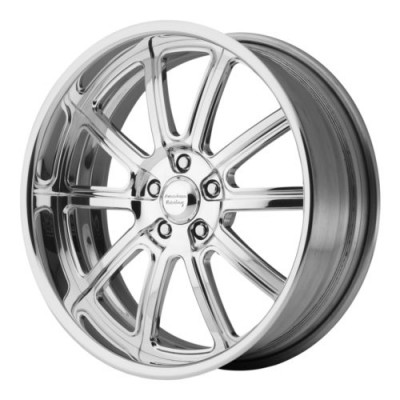 American Racing Forged VF482 Chrome wheel (26X9, , 72.6, 0 offset)