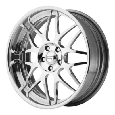 American Racing Forged VF483 Chrome wheel (26X9, , 72.6, 0 offset)