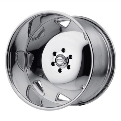 American Racing Forged VF484 Chrome wheel (26X9, , 72.6, 0 offset)