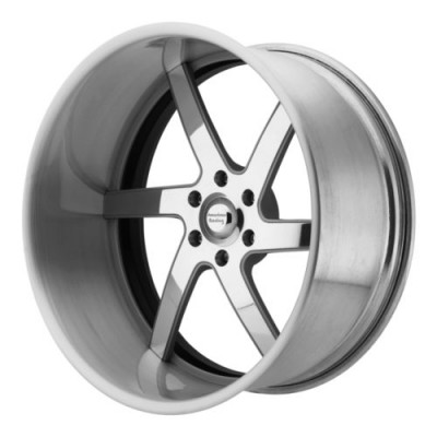 American Racing Forged VF485 Chrome wheel (26X12, , 72.6, 0 offset)