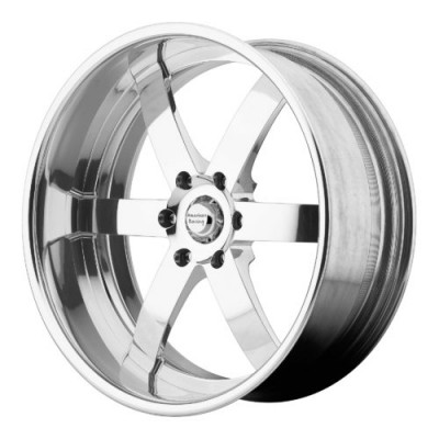 American Racing Forged VF496 Custom wheel (17X7, , 72.60, 0 offset)