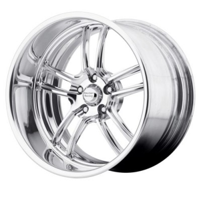 American Racing Forged VF497 Chrome wheel (26X9, , 72.6, 0 offset)