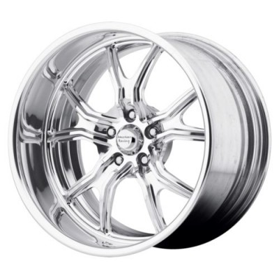 American Racing Forged VF498 Chrome wheel (26X9, , 72.6, 0 offset)