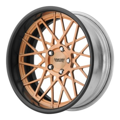 American Racing Forged VF502 CROSS UP Custom wheel (17X7, , 72.60, 0 offset)