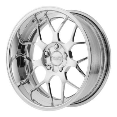 American Racing Forged VF518 Custom wheel (19X9, , 72.60, 0 offset)