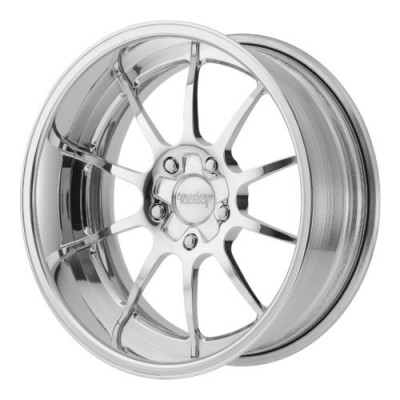 American Racing Forged VF519 Custom wheel (17X7, , 72.60, 0 offset)