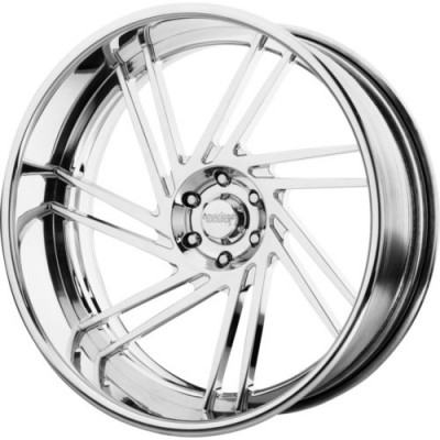 American Racing Forged VF520 Polished wheel (17X7, , 72.6, 0 offset)