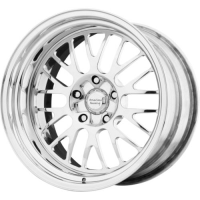American Racing Forged VF522 Polished wheel (19X9, , 72.6, 0 offset)