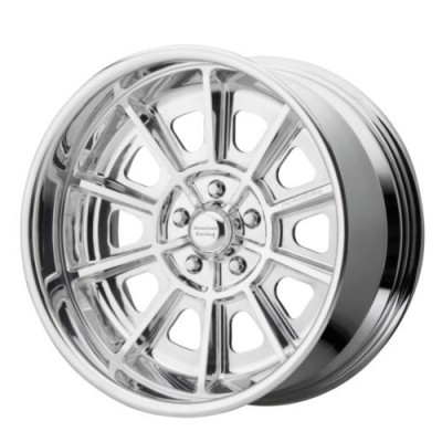 American Racing VF527 Polished wheel (22X8.25, , 72.6, 0 offset)
