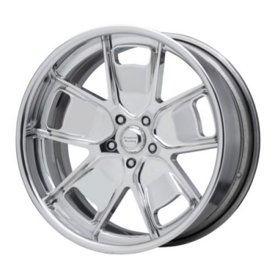 American Racing VF528 Polished wheel (22X8.25, , 72.6, 0 offset)