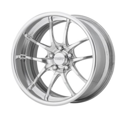 American Racing VF529 Polished wheel (22X8.25, , 72.6, 0 offset)
