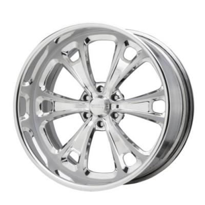 American Racing VF530 Polished wheel (22X8.25, , 72.6, 0 offset)