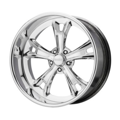 American Racing VF531 Polished wheel (22X8.25, , 72.6, 0 offset)