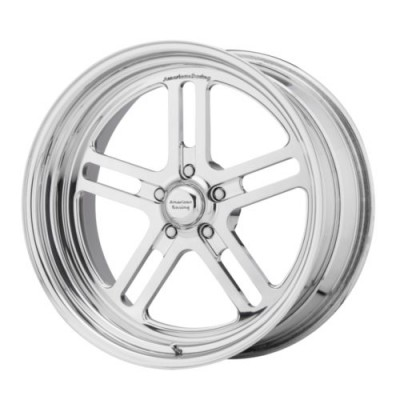 American Racing VF535 Polished wheel (15X3.5, , 72.6, 0 offset)