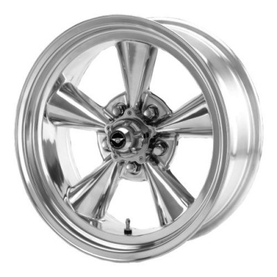 American Racing VN109 TT O Polished wheel (15X7, 5x120.65, 83.06, -6 offset)