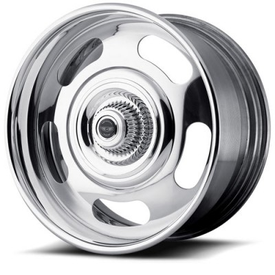 American Racing VN327 RALLY Polished wheel (17X7, , 78.30, 0 offset)