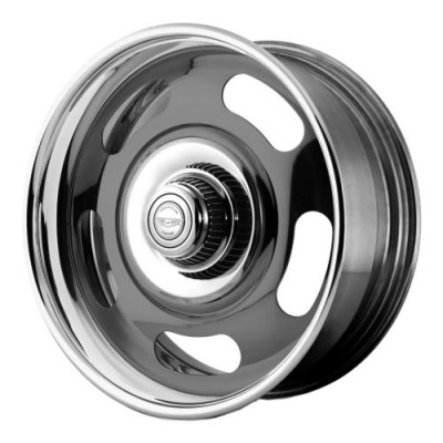 American Racing VN327 RALLY Machine Grey wheel (18X12, , 78.30, 0 offset)
