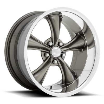 American Racing VN338 BOSS Graphite wheel (18X8, 5x120.7, 72.56, 2 offset)