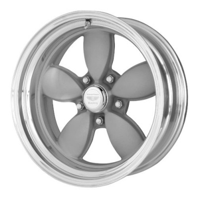 American Racing VN402 CLASSIC 200S Polished wheel (15X10, 5x127, 83.06, -25 offset)