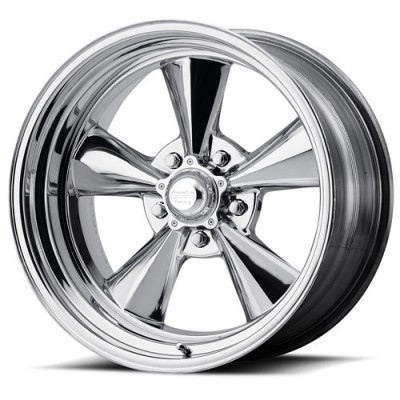 American Racing VN409 TTO 2 PIECE Polished wheel (18X11, , 72.60, 0 offset)
