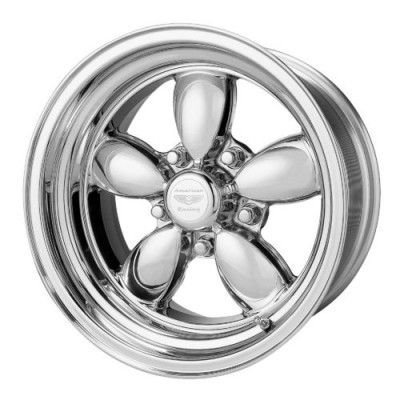 American Racing VN420 CLASSIC 200S Polished wheel (15X8, 5x120.65, 83.06, -13 offset)