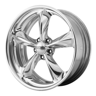 American Racing VN425 TORQ THRUST SL Polished wheel (18X12, , 72.60, 0 offset)