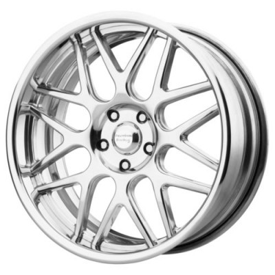 American Racing VN430 Polished wheel (18X12, , 72.6, 0 offset)