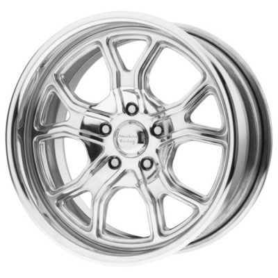 American Racing VN431 Polished wheel (18X12, , 72.6, 0 offset)