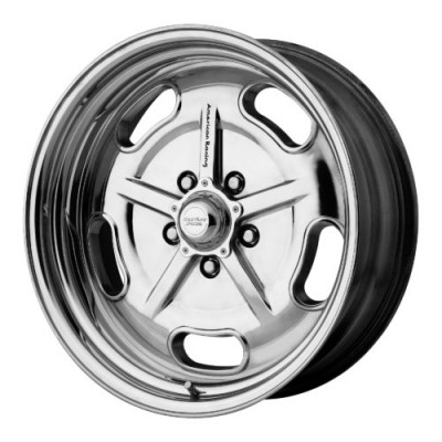 American Racing VN471 SALT FLAT SPECIAL Polished wheel (16X5.5, , 72.60, 0 offset)