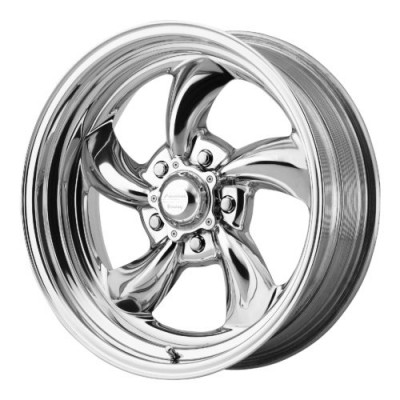 American Racing VN475 TTO DIRECTIONAL Polished wheel (17X7, , 72.60, 0 offset)
