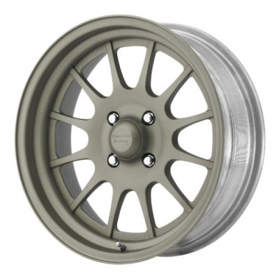 American Racing VN477 Polished wheel (15X3.5, , 72.60, 0 offset)